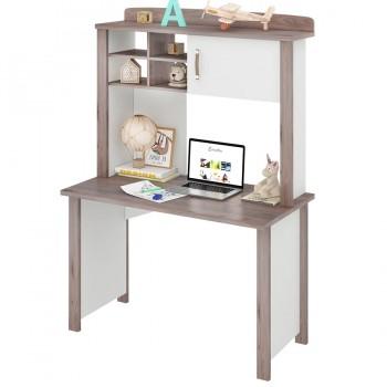 Письменный стол СТД-115 с надстройкой Bartolo