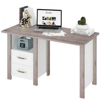Письменный стол СТД-130 с тумбой Bartolo