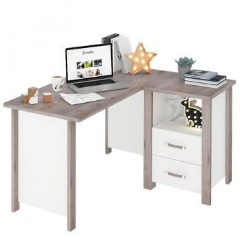 Угловой компьютерный стол СТД-У Bartolo
