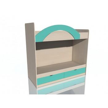Двухъярусная кровать  ИЧП 15-02 М3 Рико