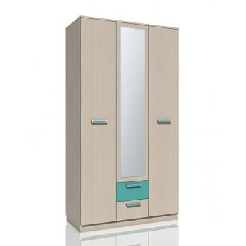 Шкаф комбинированный НМ 013.08-01М Рико
