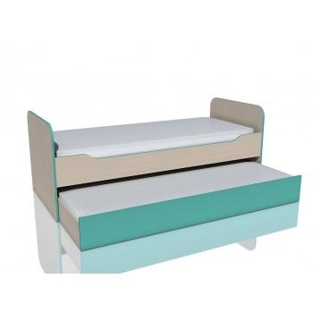 Кровать выкатная НМ 014.43М Рико