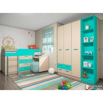 Детская комната Рико 1