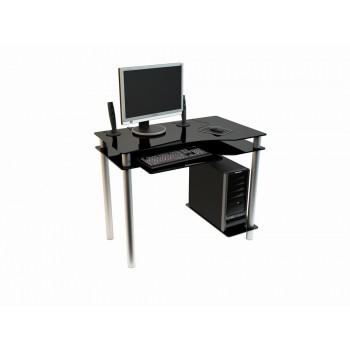Компьютерный стол Noir-01 анод. алюм