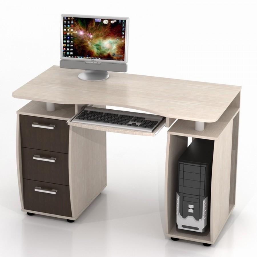 Компьютерный стол КС-12М ДРОФА