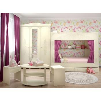 Детская комната Ассоль 2 плюс