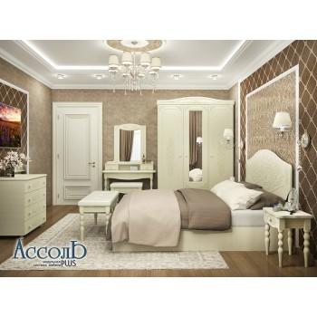 Спальня Ассоль 1 плюс