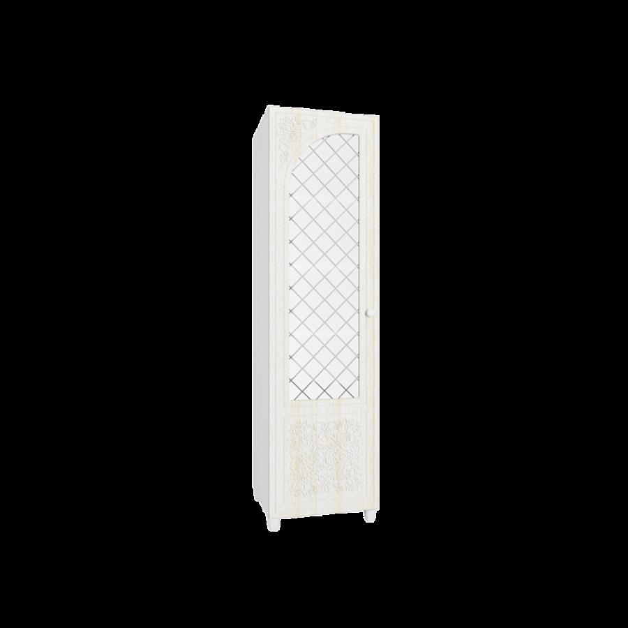 Шкаф-пенал Соня Премиум СО-13К левый стекло