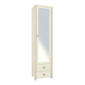 Шкаф-пенал с зеркалом Изабель ИЗ-17