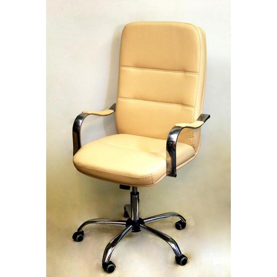 Компьютерное кресло Пилот хром