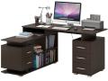 Угловой компьютерный стол Барди-3
