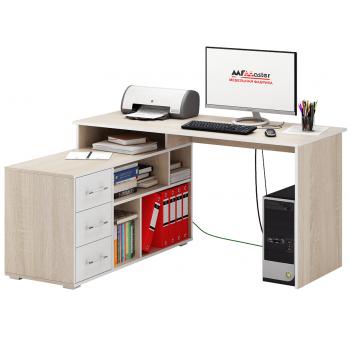 Угловой компьютерный стол Краст-2