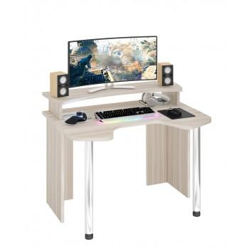 Стол компьютерный СКЛ-Игр120+НКИЛ120