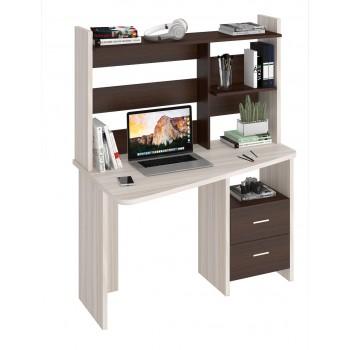 Компьютерный стол СКЛ-Трап120+НКЛ-120
