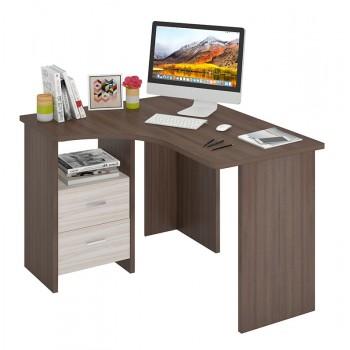 Угловой компьютерный стол СКЛ-УГЛ120