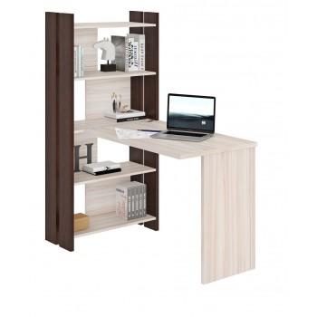 Компьютерный стол СТЛ-ОВ+С100ПРЯМ без тумбы