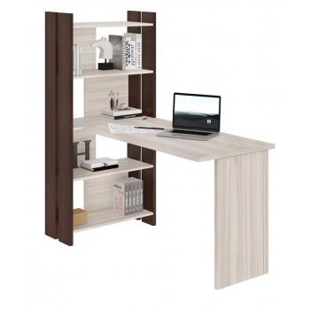 Компьютерный стол СТЛ-ОВ+С120ПРЯМ без тумбы