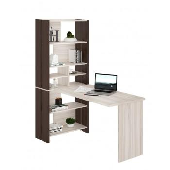 Компьютерный стол СТЛ-ОВХ+С120ПРЯМ без тумбы