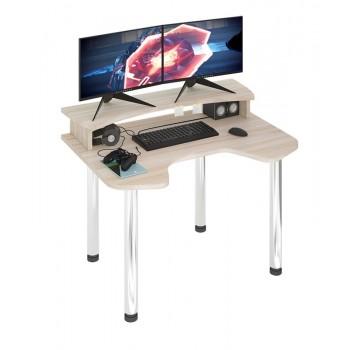 Компьютерный стол СКЛ-Игр120МО+НКИЛ120