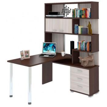 Угловой компьютерный стол СР-420-130