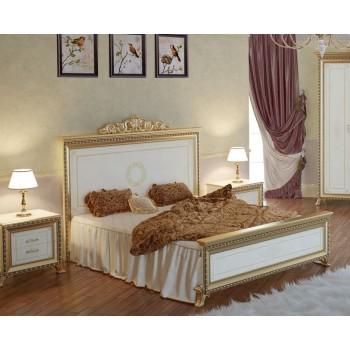 Кровать Версаль 160 беж