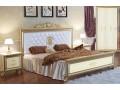 Кровать Версаль 180 беж (мягкое изголовье)