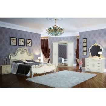 Спальня Грация-1 беж