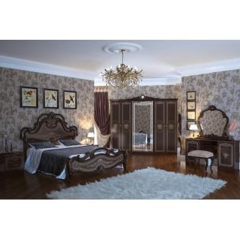 Спальня Грация-2 орех