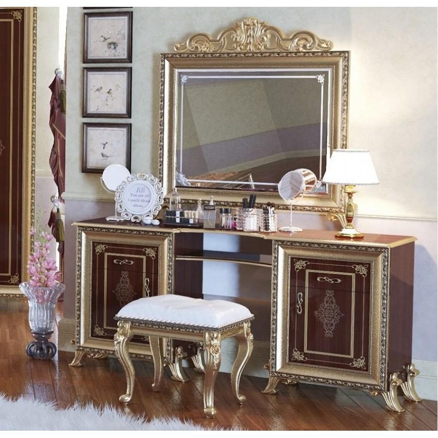 Туалетный стол Версаль орех