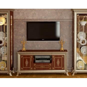 Тумба для телевизора Версаль орех