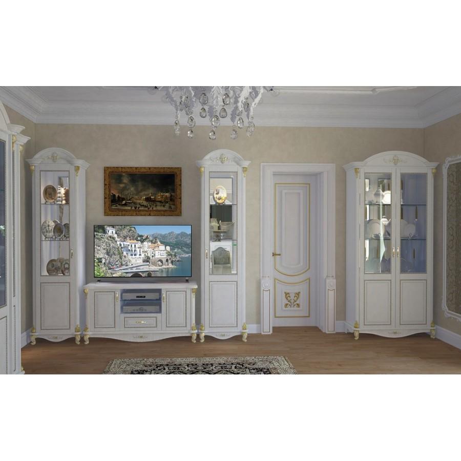 Гостиная Да Винчи-2 белая