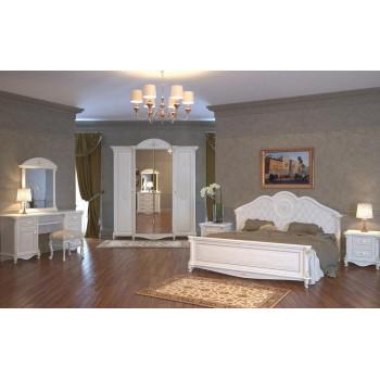 Спальня Да Винчи-2 белая