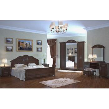 Спальня Да Винчи-2 орех