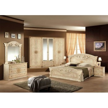 Спальня Рома бежевая