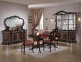 Гостиная РОЗА могано (Диа-Мебель)