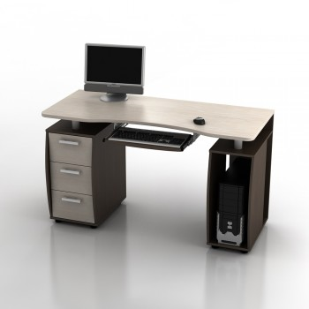 Компьютерный стол КС -14М ДРОФА