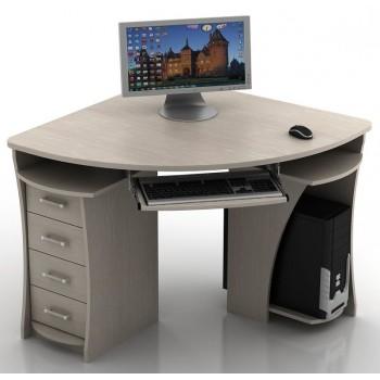 Угловой компьютерный стол КС-2 Сокол