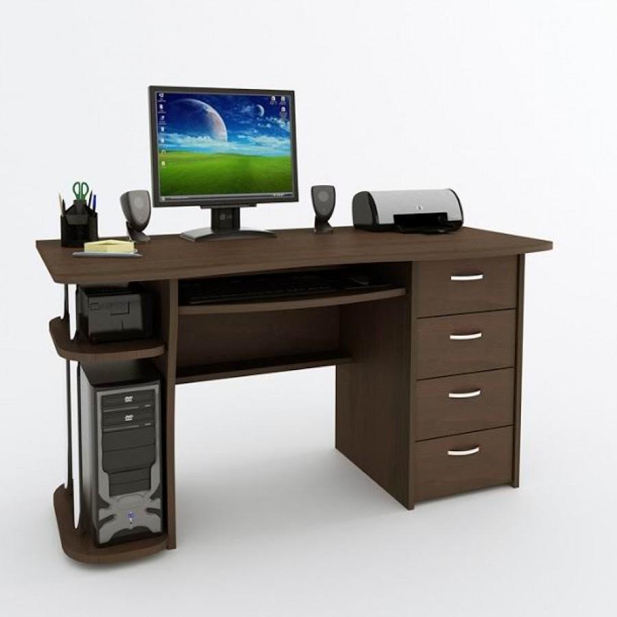 Компьютерный стол с 222 бн - купить в интернет-магазине, цен.
