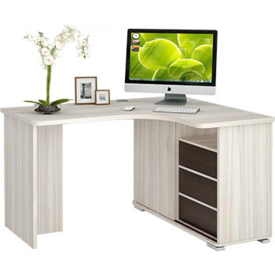 Угловой компьютерный стол СР-145С