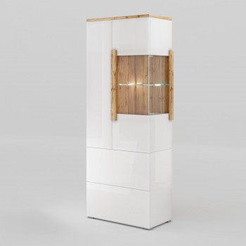Шкаф-витрина Сахара 1914 с ящиками