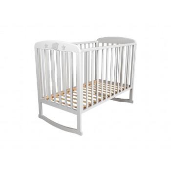 Кровать детская НМ 041.04 Лилу Слоники