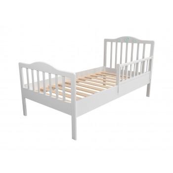 Кровать НМ 041.06 с ограничителем Лилу Птички