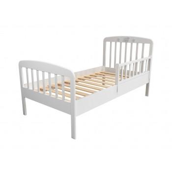 Кровать НМ 041.06 с ограничителем Лилу Слоники