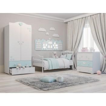 Детская комната Лилу Птички комплект 1