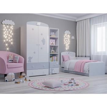 Детская комната Лилу Слоники комплект 3