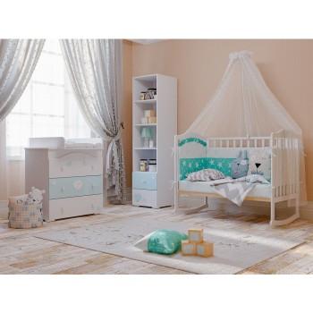 Детская комната Лилу Птички комплект 2