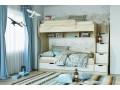 Двухъярусная кровать  ИЧП 15-02 М5 Оливия
