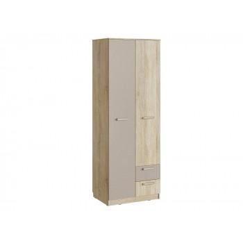 Шкаф НМ 014.07М с ящиками Акварель