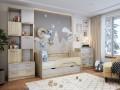 Детская мебель Акварель Капучино
