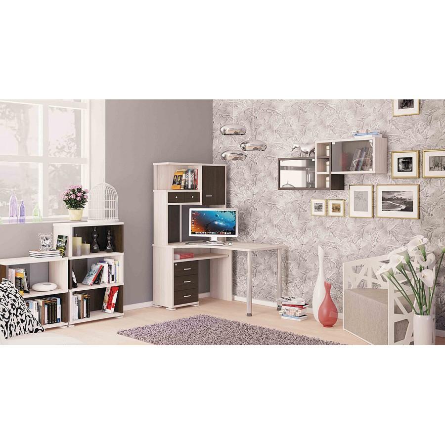 угловой компьютерный стол ср 130 купить в интернет магазине цены